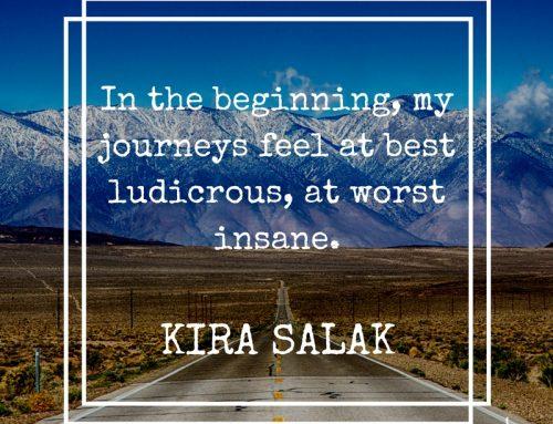 """""""Women Globetrotters of History"""" – Kira Salak"""