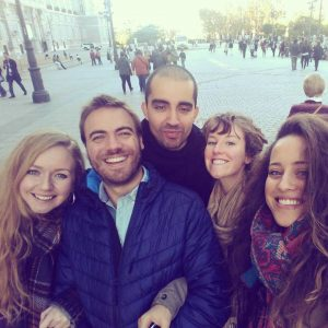 teach english in spain